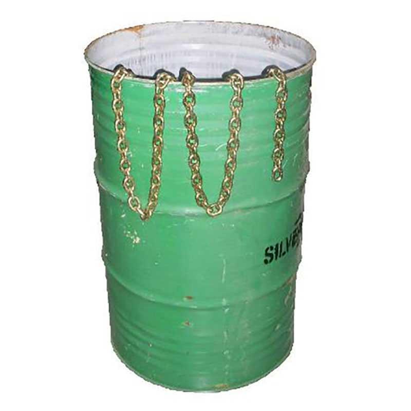 G70 Lashing Chain, 8mm x 350Mt Drum.  LC 3800kg