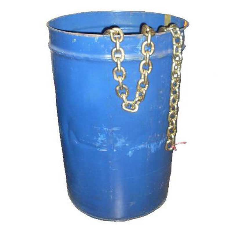 G70 Lashing Chain, 13mm x 130Mt Drum.   LC 9000kg
