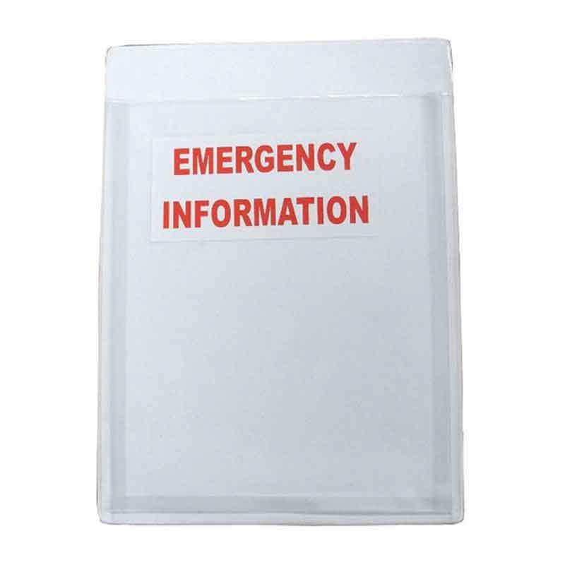 D/G Information Holder. A4 size. Hard Back Board
