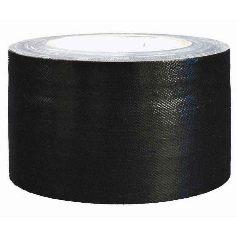 Cloth Tape Black 72mm x25m