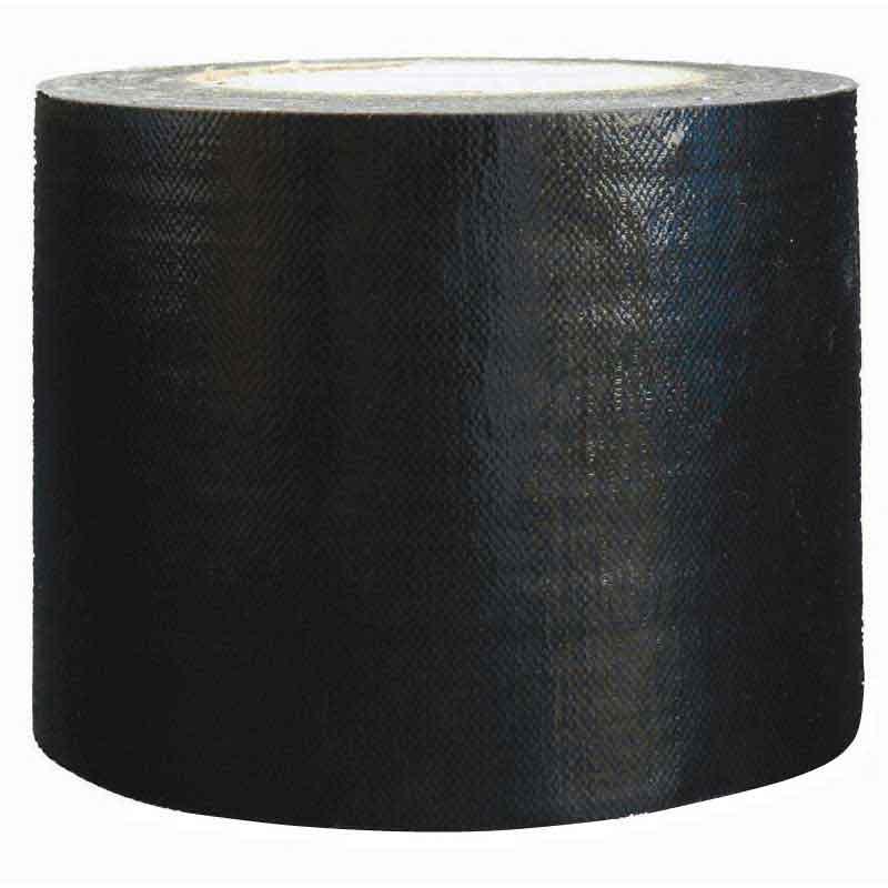 Black Cloth Tape 100mmWx25mL.