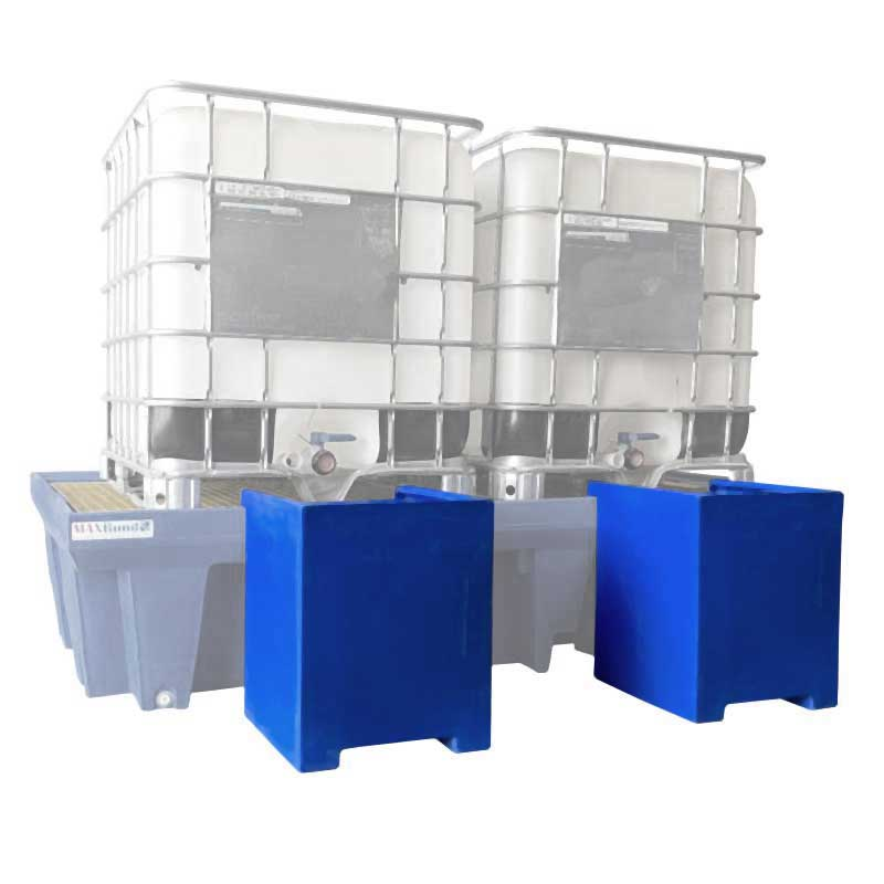 Dual IBC Dispensing Well (Sold individually 2 are required)