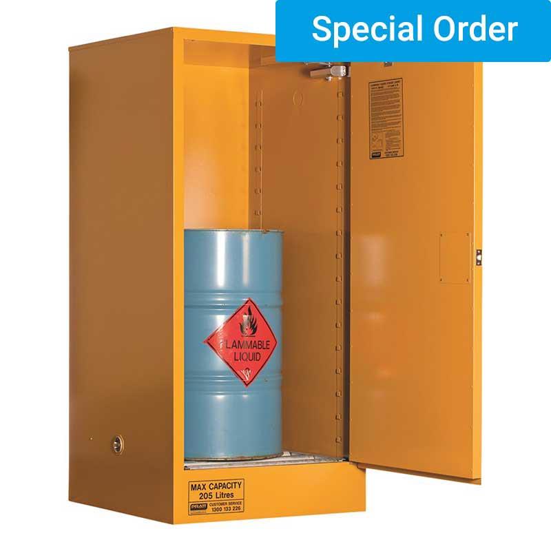 250L Flammable Liquid Storage, 1 Door