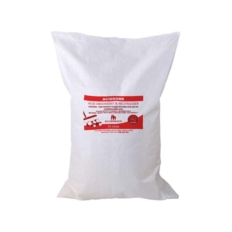 Acidsorb Neutralising Absorbent,  15L Bag