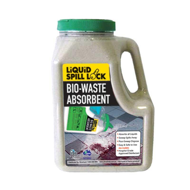 LSL Bio-Waste Absorbent, 5.5Ltr Jug