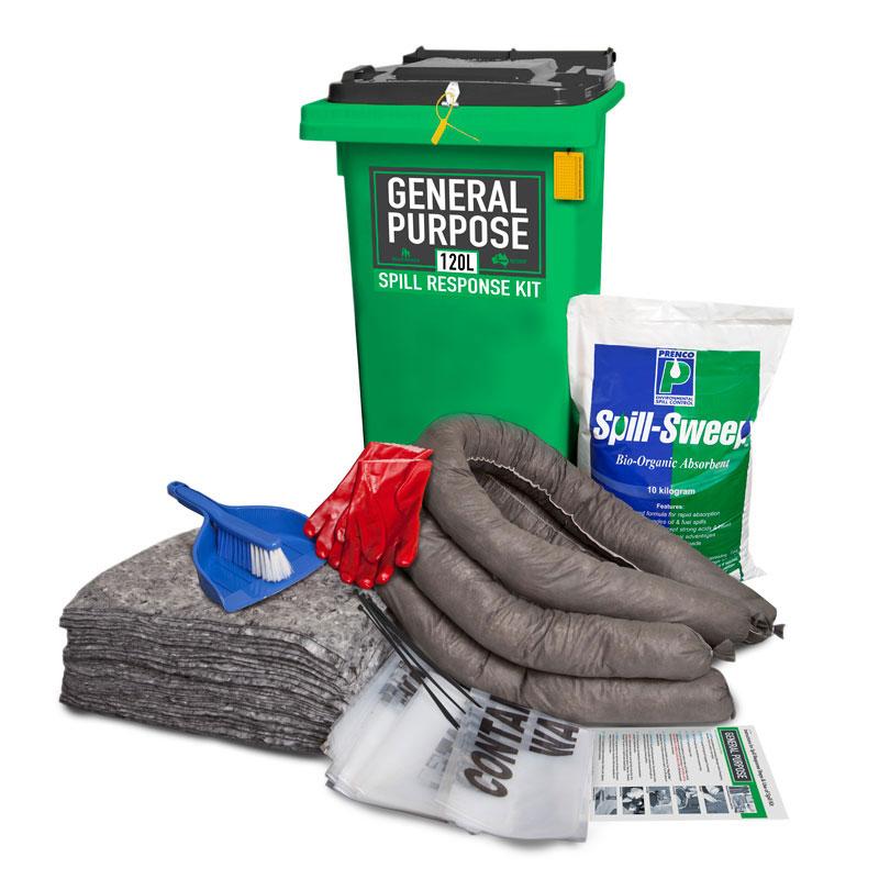 100L General Purpose Prenco Spill Response Kit