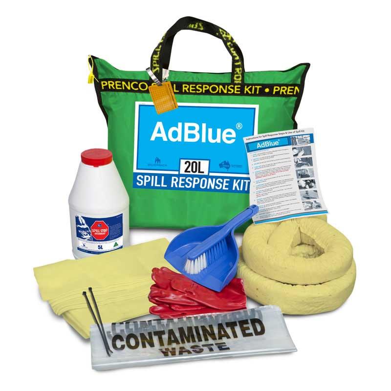 20L Adblue Prenco Compact  Spill Response Kit