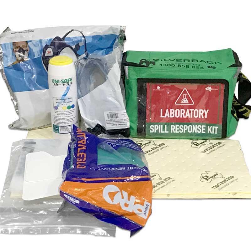 Compact Laboratory Spill Kit -LSL