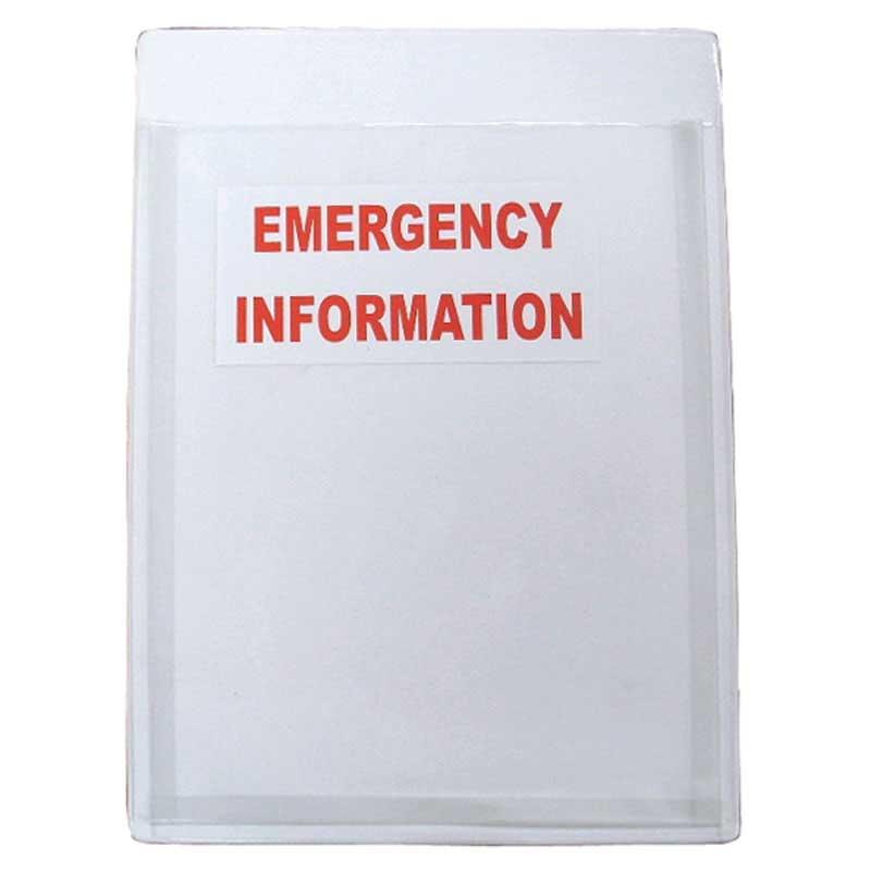Dangerous Goods Information Holder