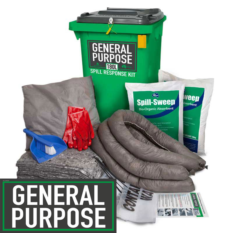 General Purpose Prenco Spill Response  Kit