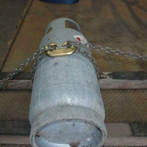 Chain 'Loadchoker'. Suits 8mm Chain.  LC 4000kg