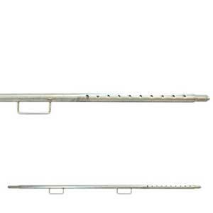Heavy Duty 2 Handled F-Track Adjustable Shoring Bar - Galvanised. 2215 - 2625mm