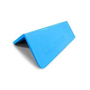 Silverback Heavy Duty Pallet Angle 500mm Long - Blue