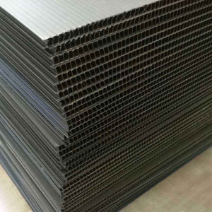 Gorilla Sheet 1830mm x 1100mm x 4mm 700 GSM Black