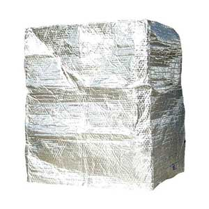 Pallet Cover. Insulated 1.5mt Drop Length