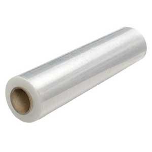 Clear Hand Wrap, 23UmT x 500mm W x 360Mt L