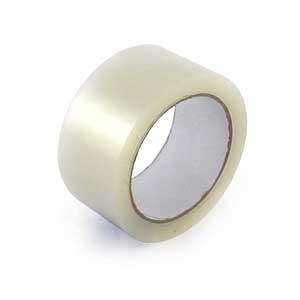 Clear Packing Tape 48mmW X 75mL. Roll