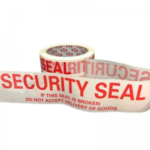 Security Seal Tape 48mm Wide