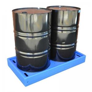 Low Profile Polyethylene 2 Drum Bund