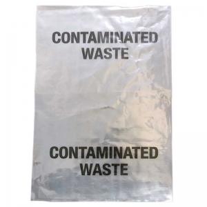 Contaminated Waste Disposal Bag. 700mmL x 450mmW. Each