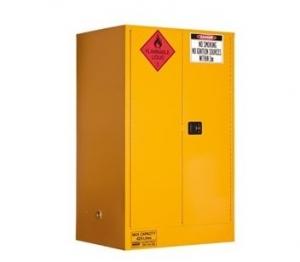 425L Flammable Storage Cabinet  2 Door, 3 Shelf
