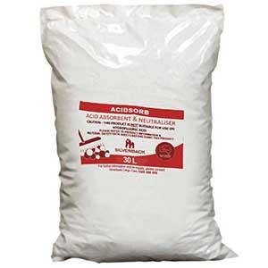 Acidsorb Neutralising Absorbent,  30L Bag