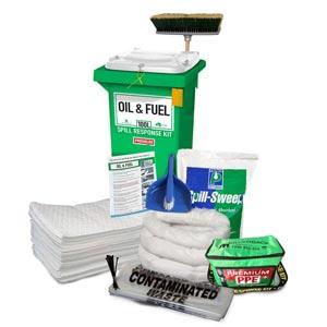 "100L Oil & Fuel ""Hydrocarbon""  Premium Prenco Spill Response Kit"