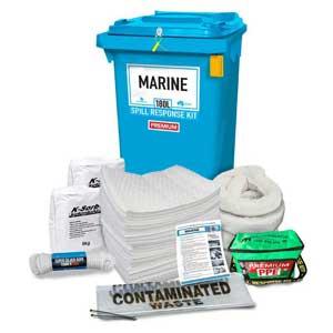 180L Marine Prenco Premium Spill Response Kit