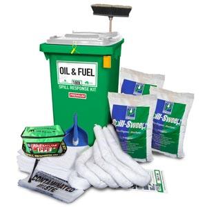 180L Oil & Fuel Prenco Premium Spill Response Kit