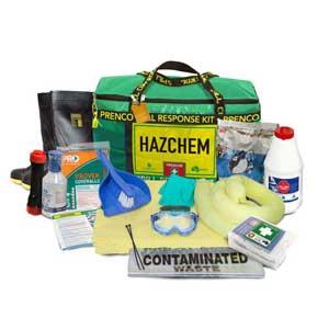 Drivers Spill - Premium Plus ERK Combination Kit, Hazchem - 20L Absorbency