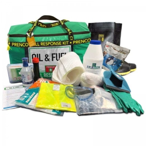 Drivers Spill - Premium Plus ERK Combination Kit, Oil & Fuel - 20L Absorbency