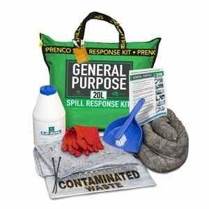 20L General Purpose Compact Prenco Spill Response Kit