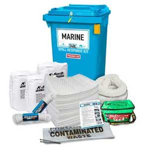 220L Marine Prenco Premium Spill Response Kit