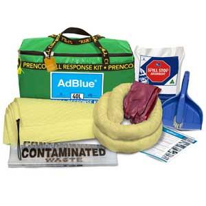 40L Adblue Prenco Compact  Spill Response Kit