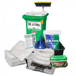 "75L Oil & Fuel ""Hydrocarbon"" Prenco Premium Spill Response Kit"