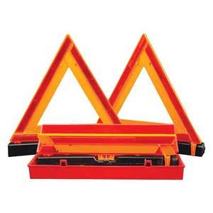 Breakdown Triangle Roadside Warning Kit. Set 3