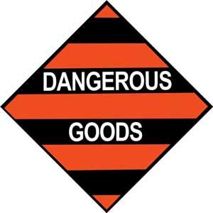 Dangerous Goods Class Mixed Goods