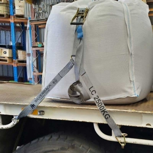Over Arch Ratchet Tie Down Kit