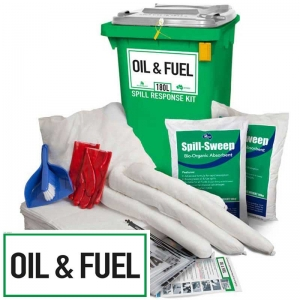 "Oil & Fuel ""Hydrocarbon"" Prenco Spill Response  Kit"